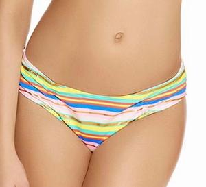 Freya sale beach candy zuurstok streepjes hipster ruched s