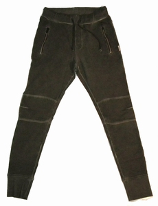 Blue Pepper jogg pants oildye wash vrouw&man safari army
