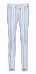 Cyell pyjamabroek mixed stripe lavendel
