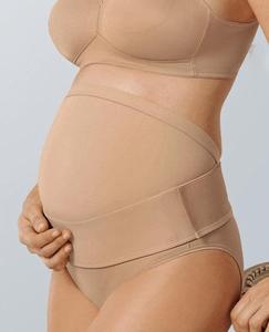 Anita, babybelt: perfecte ondersteuning voor de buik in huid
