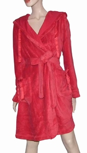 Cyell sale badjas Softness coral, badjas sherpa fleece XL