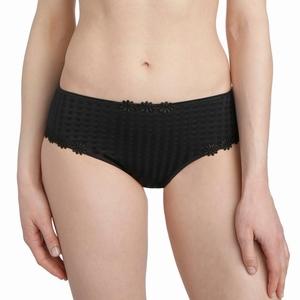 Marie Jo Avero lingerie bijpassende royale tailleslip, zwart