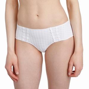 Marie Jo Avero lingerie bijpassende trendy short in puur wit