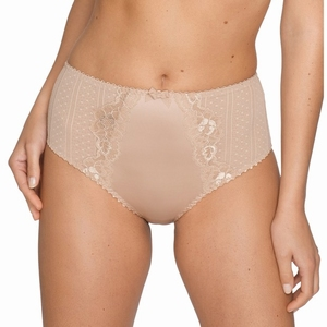 Prima Donna Couture fijne tailleslip in creme/lichthuid