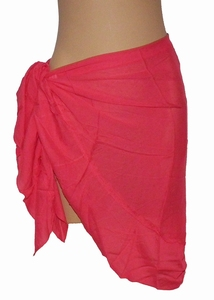 Reyberg sale ruffle/roesel pareo pink