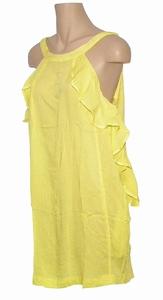 Reyberg sale Lisa dress roesel strandjurk geel  s  m  l