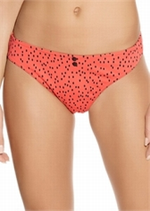 Freya Pip sale, classic bikinislip, coral maat M
