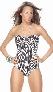 Sedna Yaban Sale strapless swimsuit badpak maat 38