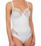 Conturelle Felina Provence body met beugel wit in F cup