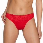 Prima Donna Couture string in red kiss rood