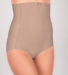 Felina Rhapsody corrigerende maxipant shapewear light taupe
