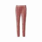 Cyell homewear fluwelen velours old rose broek maat 38