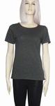 Sensi Wear t-shirt donkergroene tijgerprint, maat S/M