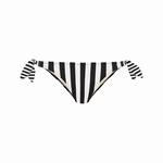Cyell sale elegance zwart wit heup bikinislipje pant low