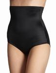 Felina shapewear zwarte corrigerende hoge gladde slip 38