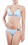 Sedna, Desna padded bikini in light bleu sale 