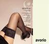 SiSi - Hold up panty met kant, kleur avorio (ivoor)