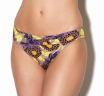 Aubade bikinislip sale brazilian, Songe Tropical, granite S