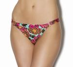 Aubade bikinislip sale heupmodel, Songe Tropical, marguarita