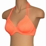 Cyell sale, Trend essential, halterbikinitop coral, 36 C cup
